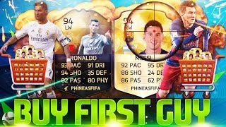 getlinkyoutube.com-FIFA 16 LIGA BBVA BUY FIRST GUY RONALDO IF & MESSI!!!