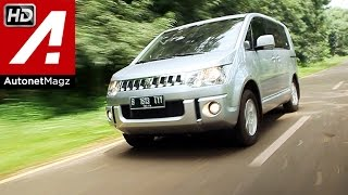 getlinkyoutube.com-Review and test drive Mitsubishi Delica D5 Indonesia by AutonetMagz
