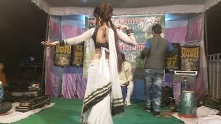 गोदलस ढोंढ़ी पर गोदानव हाई  गोदानव वाला Latest HD bhojpuri arkestra dance 2017
