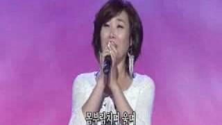주현미(周炫美)---추억의 소야곡(思い出のセレナーデ)