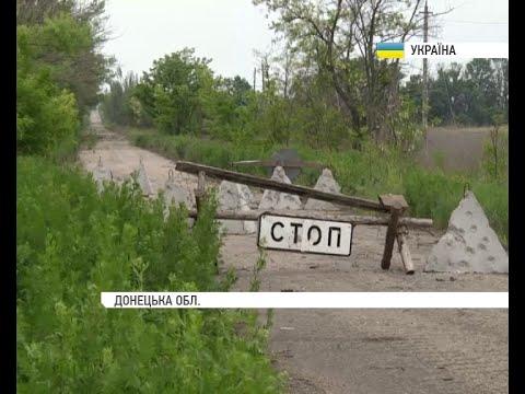 Боевики стянули в Коминтерново значительные силы.