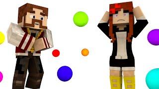O MAIOR RAGE DA MINHA VIDA! \;-;/ - Agar.io no Minecraft