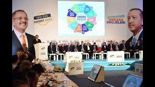 Mehmet Özhaseki'den Ankara için dev projler