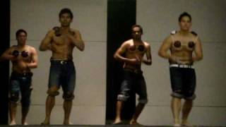 Fasa Fiesta 2010-Maglalatik Dance
