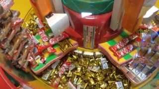 getlinkyoutube.com-クレーンゲーム特集78 今年もやってきましたバレンタインお菓子特集