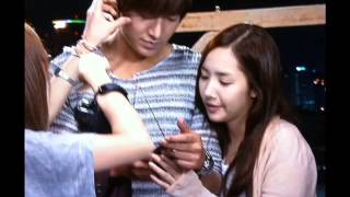 getlinkyoutube.com-Lee Min Ho and Park Min Young   Fallin' For You The MinMin Couple