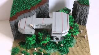 getlinkyoutube.com-Lego Star Wars Moc on Saleucami