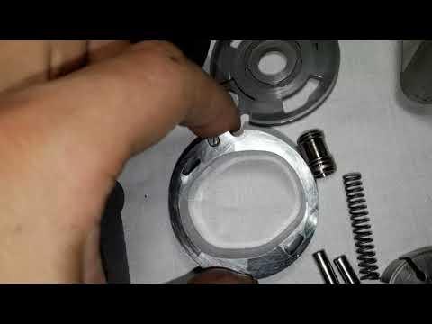 Ремонт насос гура Volvo xc90 2.5т