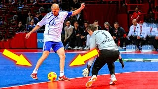 getlinkyoutube.com-Most Humiliating Skills & Goals ● Futsal ● #3