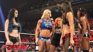 getlinkyoutube.com-Charlotte crashes Team Bella's party with some stunning news: Raw, September 7, 2015
