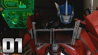 Transformers: Prime: The Game - Part 1 - Into the Breach