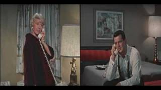 getlinkyoutube.com-Pillow Talk - Rock Hudson feigns gay to get Doris Day