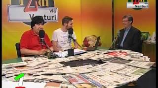 22  LA GENEALOGIA  MAURIZIO CORONA ospite de I 2 DI VIA VENTURI 16  01 06 15