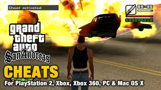 getlinkyoutube.com-GTA San Andreas Cheats