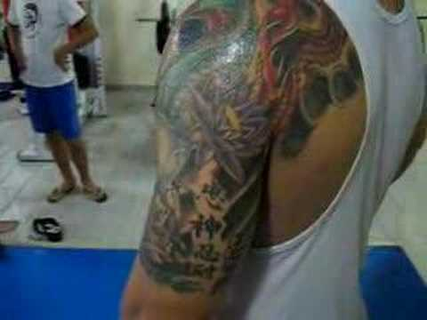 tattoo carpas. Tattoo Carpa Parte 3 - Orlando