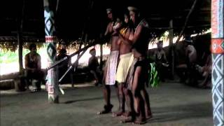 getlinkyoutube.com-Indigenous tribal dancing in the Amazon