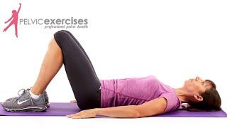 getlinkyoutube.com-Pelvic Floor Safe Core Exercises | Physio Safe Core Exercises Video