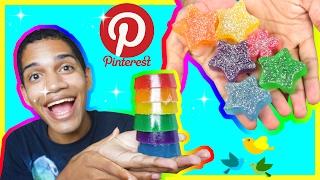 SABONETES COM GLITTER | Desafio Pinterest #8