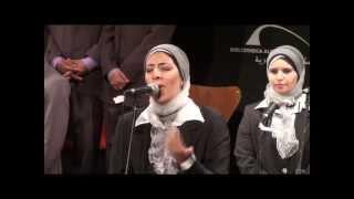 getlinkyoutube.com-حارة السقايين - سمر بريقع - مكتبة الإسكندرية - 9 يونيو 2012