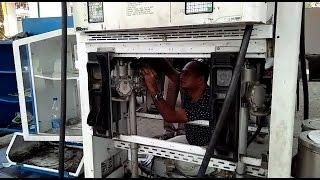हरिद्वार में पैट्रोल पंप पर जिला पूर्ति विभाग की टीम ने मारा छापा