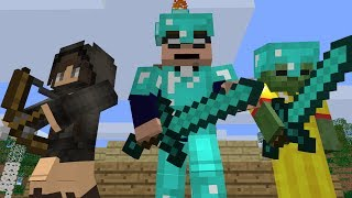 The Hunger Games - Minecraft Animation
