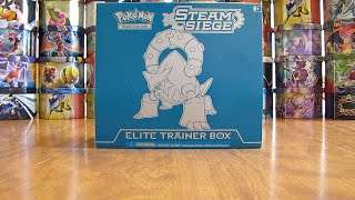 getlinkyoutube.com-Pokemon Steam Siege Elite Trainer Box Opening