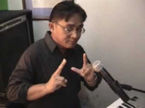 Ditalipak Lagu Sunda 90's:Doel Sumbang - not ok keyboard  lesson