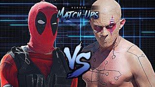 Deadpool V Deadpool: Dawn of Deadpool | Minute Match-Ups - Episode 1