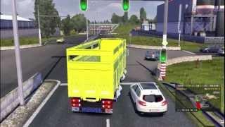 getlinkyoutube.com-[ETS 2] Scania Kırkayak ''GungormezAhmet'' [SarıGelin]