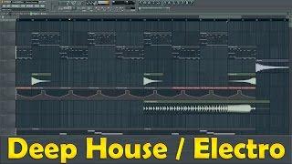 getlinkyoutube.com-Deep House Track - Martin Gunnarsson - Fl Studio 11