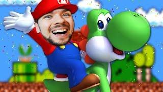 getlinkyoutube.com-GO YOSHER! | Super Mario Maker #8