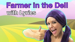 Farmer in the Dell - Nursery Rhymes Kids Karaoke