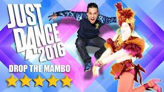 getlinkyoutube.com-DROP THE MAMBO Just Dance 2016 Gameplay 5 Star | Jayden Rodrigues