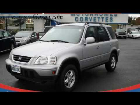 Used 2001 Honda CR-V Marysville WA