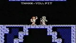 getlinkyoutube.com-The End of - Kid Icarus (NES)