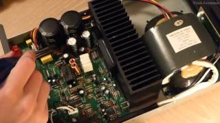 getlinkyoutube.com-Repair of a NuVo NV-P2100 System Audio Amplifier