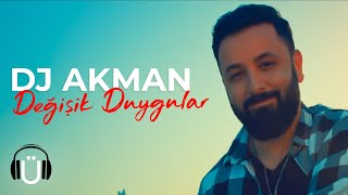 DJ Akman   Değişik Duygular (Prod. By DJ Eyup)