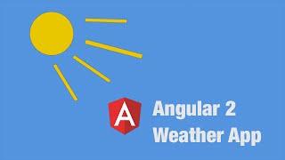 getlinkyoutube.com-Angular 2 Full App Tutorial - Weather App - #2 Components & Directives