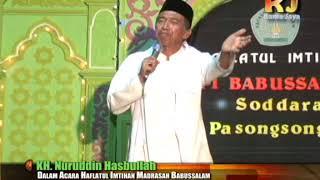 Pengajian Bahasa Madura _ KH. Nuruddin Hasbullah width=