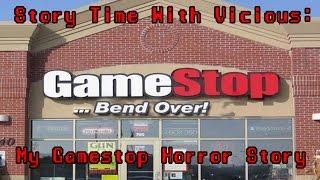getlinkyoutube.com-Story time with Vicious: My Gamestop horror story