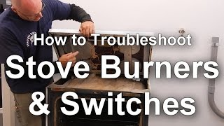 getlinkyoutube.com-How to Troubleshoot Glass Top Stove Burners and Switches