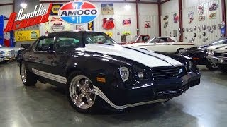 getlinkyoutube.com-Test Driving 700+ HP 1978 Camaro Z28 509 Big-block V8 Five-Speed