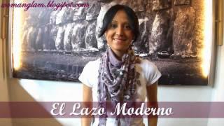 getlinkyoutube.com-MODA: 23 formas de utilizar la bufanda