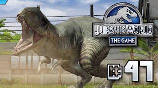 getlinkyoutube.com-Gigantosaurus V2.0 || Jurassic World - The Game - Ep 47 HD