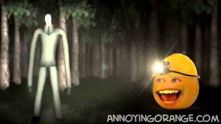 getlinkyoutube.com-[Annoying Orange] Апельсин и Slender (Rus by Rissy)