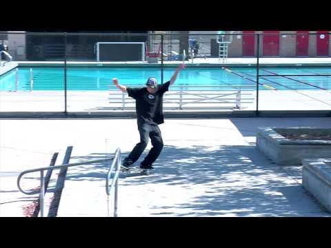 RONSON LAMBERT  Street Clips - Skateboarding HD Footage 2012
