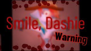 Smile Dashie ( CupCakes ) - Speedpaint MLP [ GORE CONTENT ]