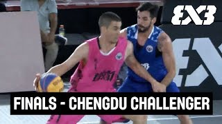 FIBA 3x3 Chengdu Challenger 2018 - Semi-Finals/Final - Re-Live - Chengdu, China