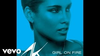 Alicia Keys - Girl On Fire (Bluelight Version)