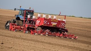 Grimme GL 860 Compacta with GF 800